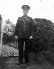 PC Archie Thomas Special Constable 1926 to 1945